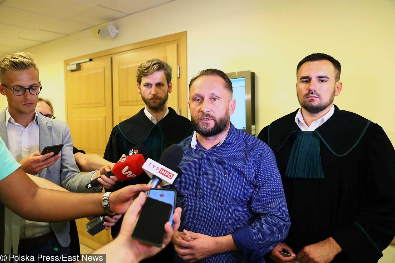 Posiedzenie aresztowe Kamila Durczoka