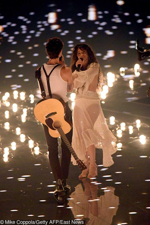 Shawn Mendes i Camila Cabello na MTV VMA 2019