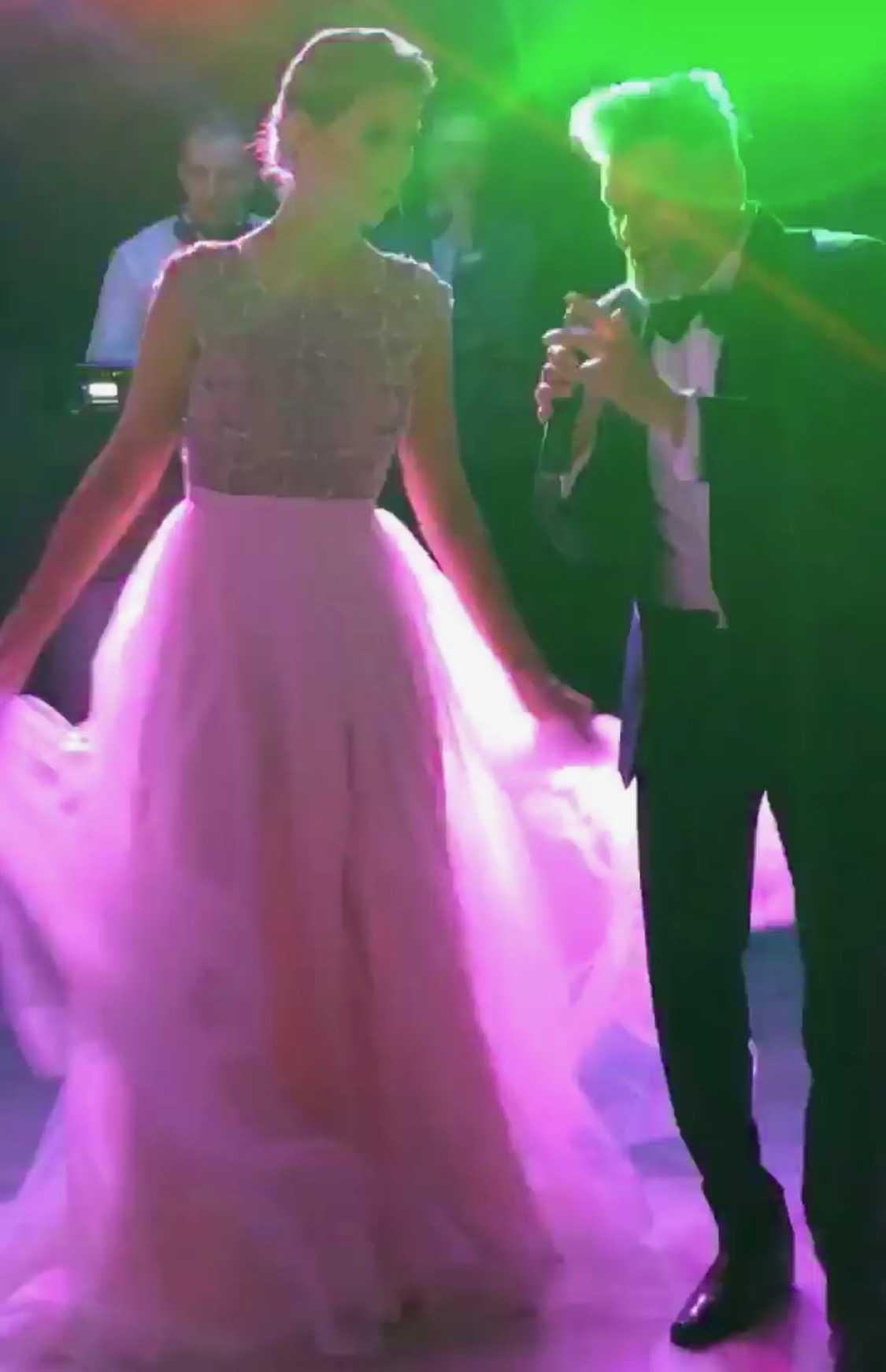 Krzysztof Rutkowski zaśpiewał dla żony na weselu