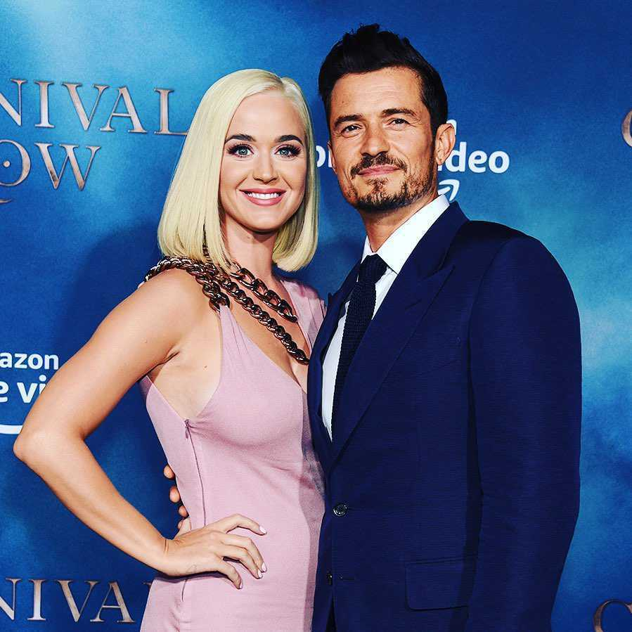 Katy Perry i Orlando Bloom w Wenecji