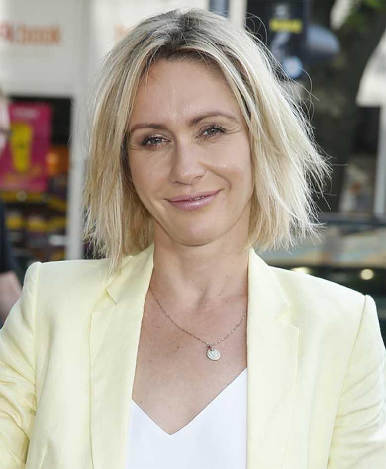 Małgorzata Ohme - makijaż, Dzień Dobry TVN