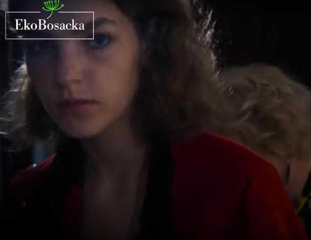 Zosia Bosacka w programie EkoBosacka
