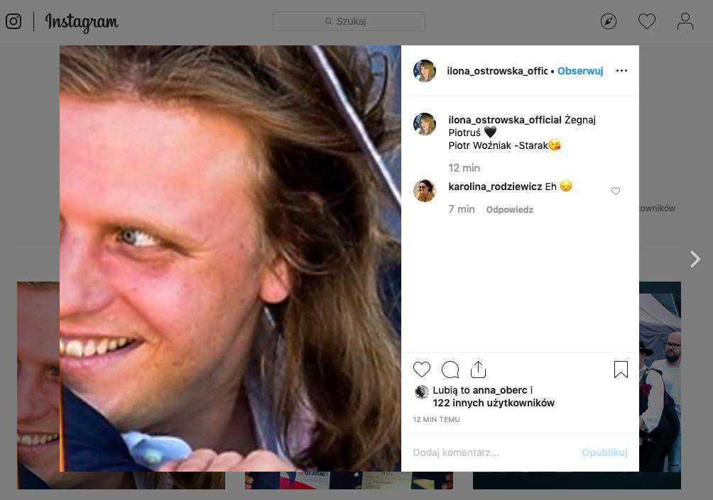 Zdjęcie (7) Piotr Woźniak-Starak nie żyje. Gwiazdy żegnają producenta filmowego