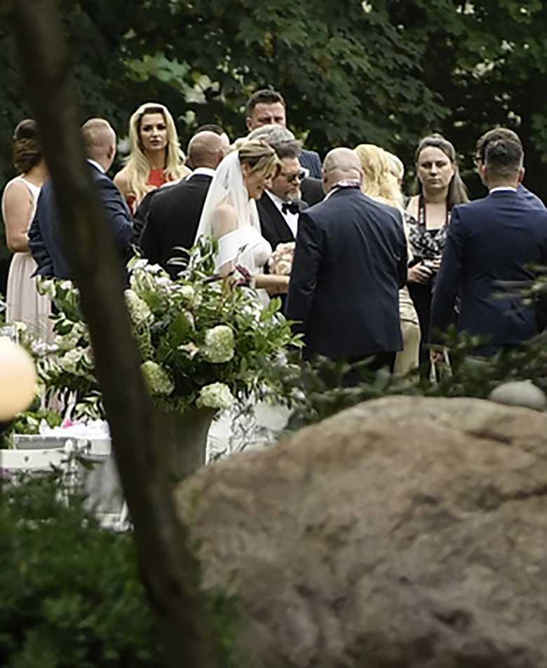 Maja Plich i Krzysztof Rutkowski – zdjęcia ze ślubu