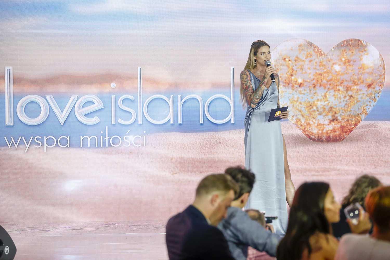 Karolina Gilon prowadzącą Love Island