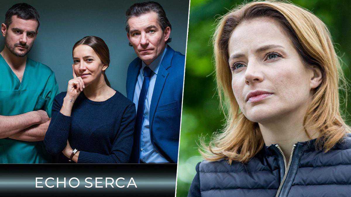 """Anna Dereszowska zastąpi Kamillę Baar-Kochańską. To nie jedyna zmiana w serialu """"Echo serca"""". Znamy szczegóły!"""