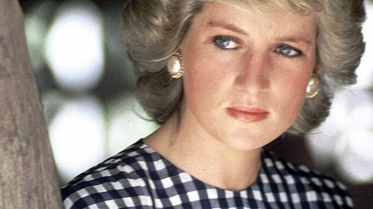 Księżna Diana sekrety