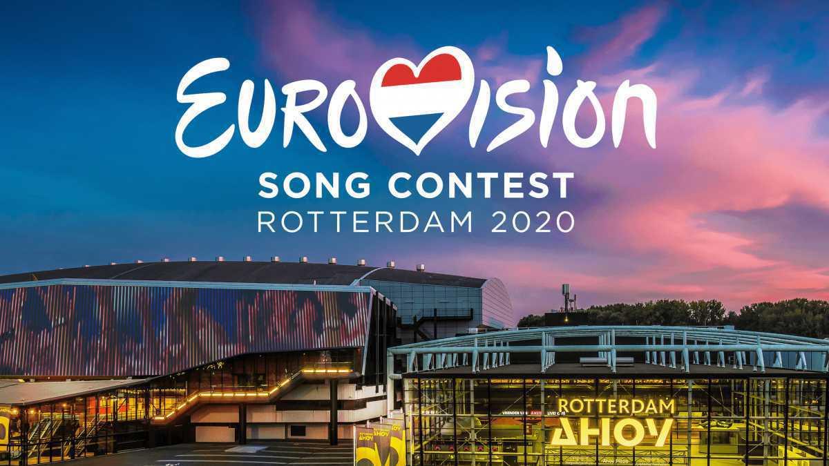 Eurowizja 2020 gdzie i kiedy, logo i motyw