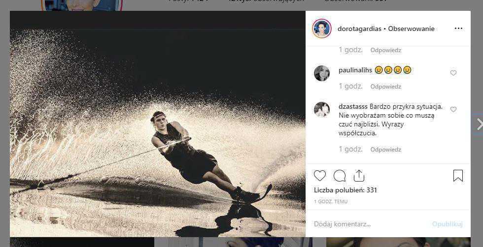 Zdjęcie (5) Piotr Woźniak-Starak nie żyje. Gwiazdy żegnają producenta filmowego
