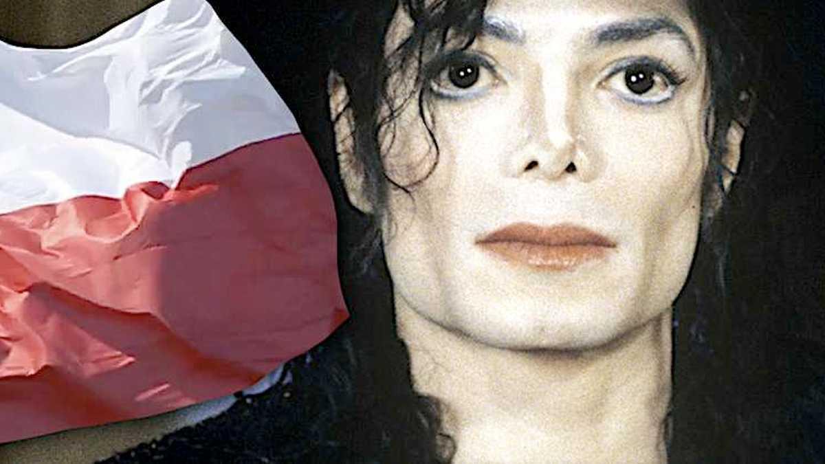 Michael Jackson w Polsce