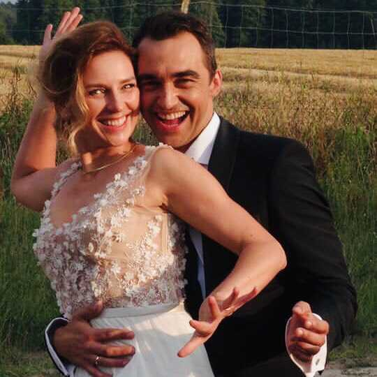 Julia Chmielnik i Marcin Przybylski stanęli na ślubnym kobiercu