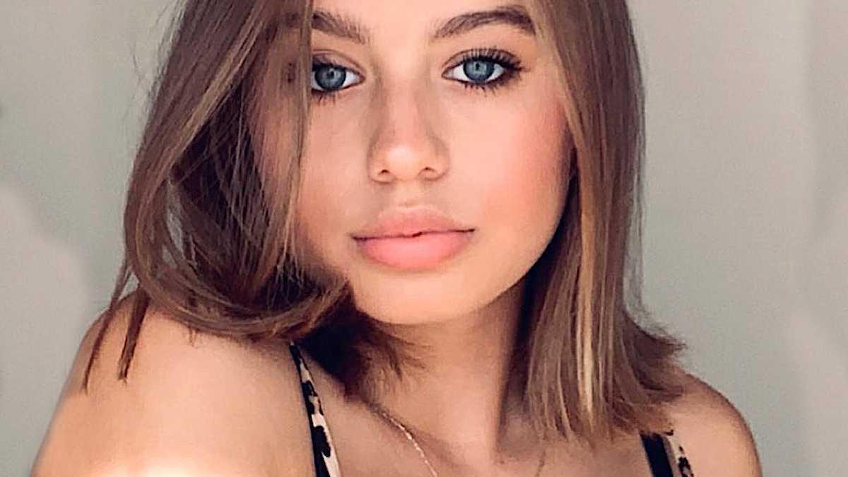 Oliwia Bieniuk nowa sesja