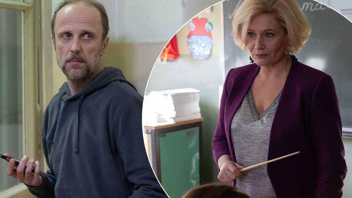 Nauczyciele w serialach
