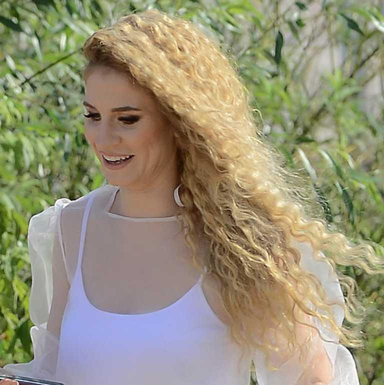 Sylwia Grzeszczak przefarbowała się na blond