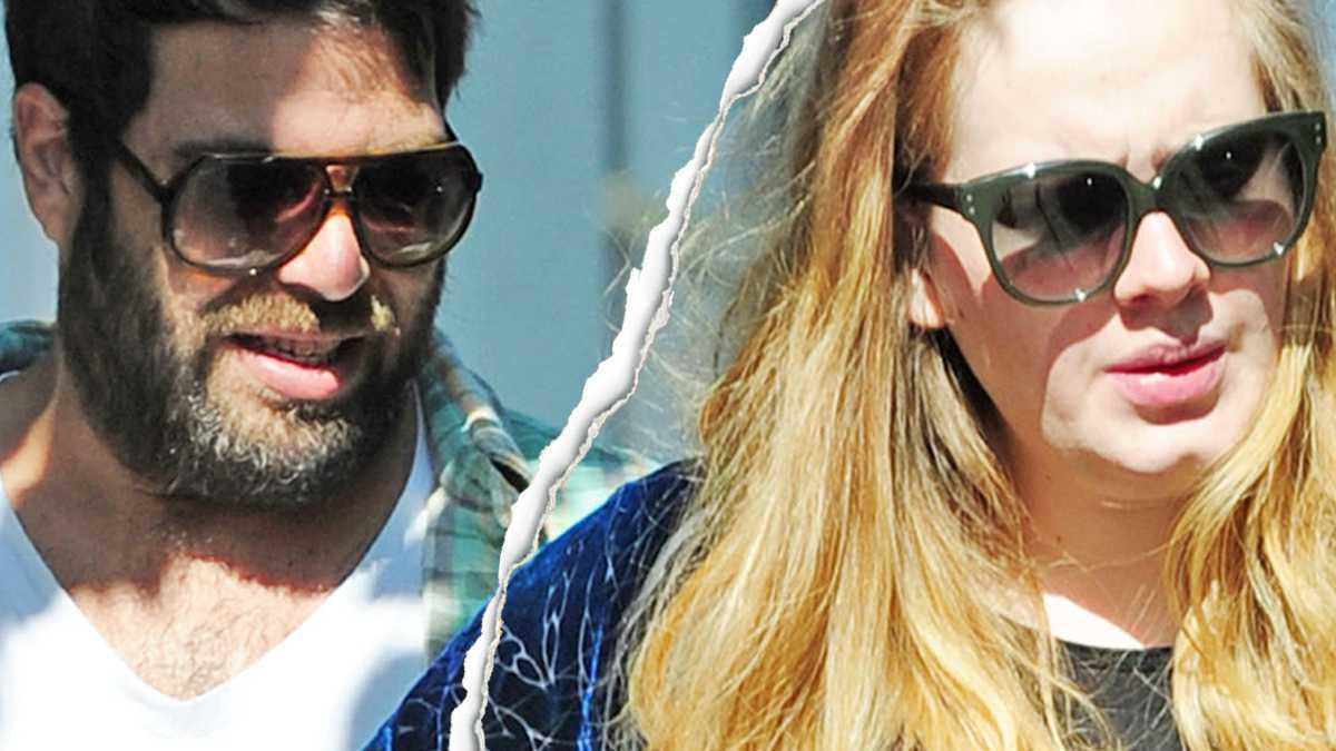Adele rozwód