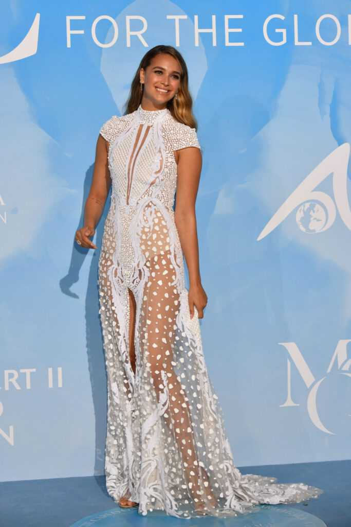 April Love Geary - Monte Carlo Gala for the Global Ocean 2019