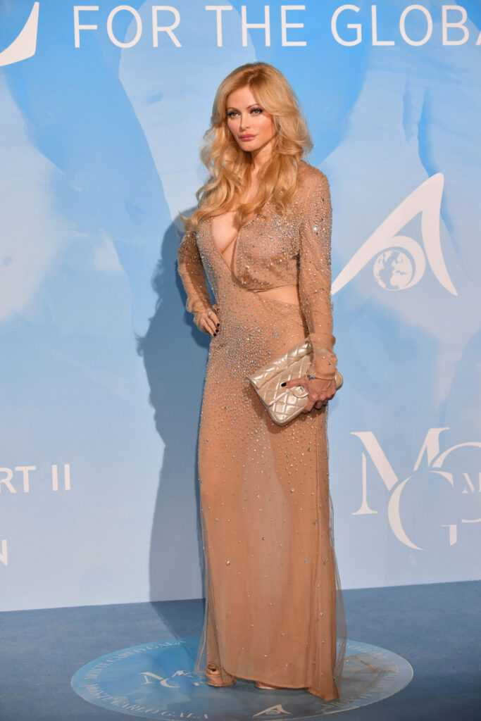 Audrey Tritto - Monte Carlo Gala for the Global Ocean 2019