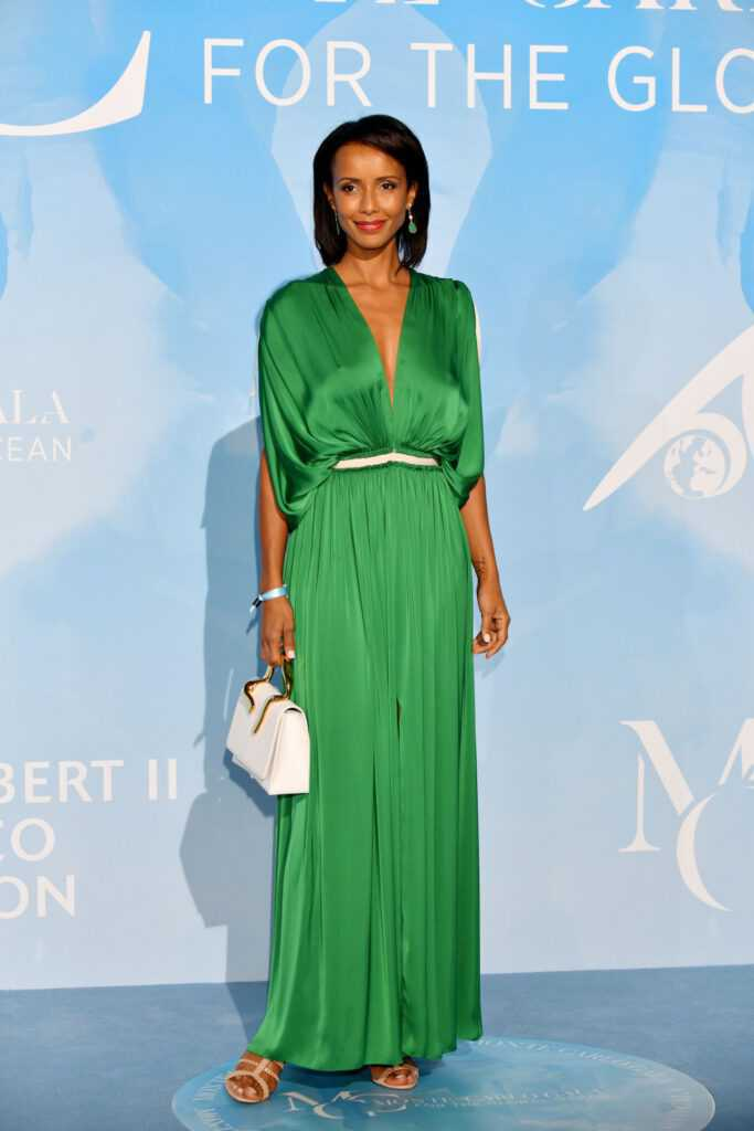 Sonia Rolland - Monte Carlo Gala for the Global Ocean 2019
