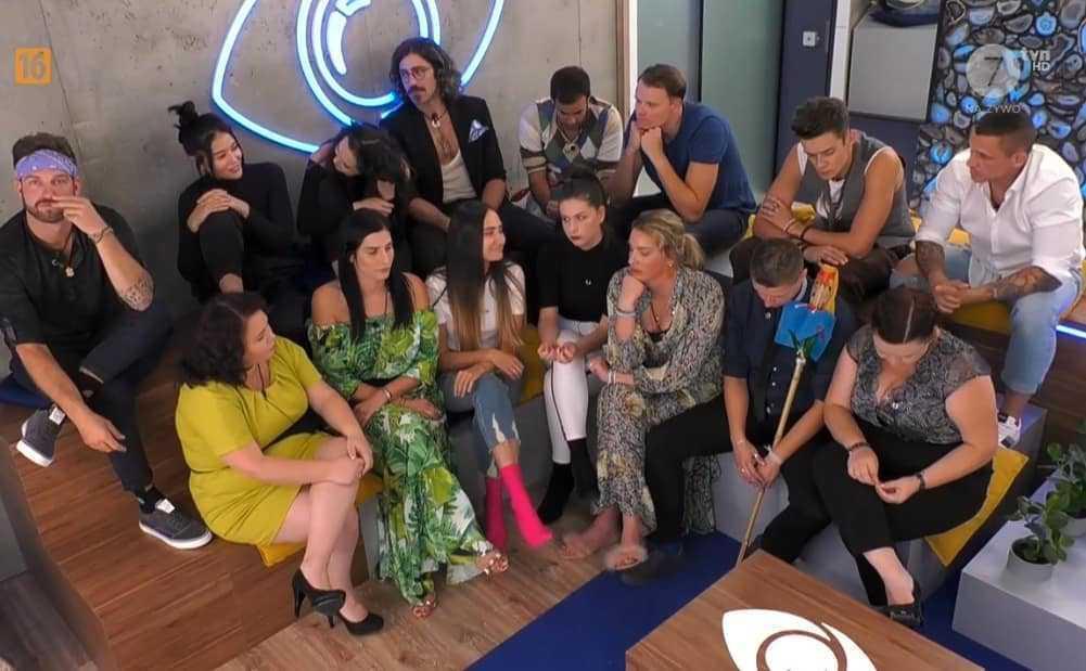 Big Brother 2 - informacja o nominacjach