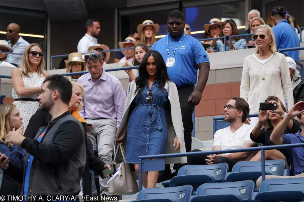 Meghan Markle - US Open 2019