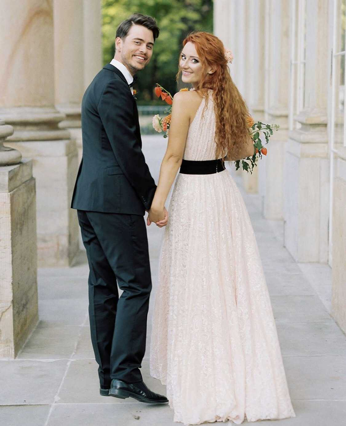 Iwona Cichosz jest po ślubie