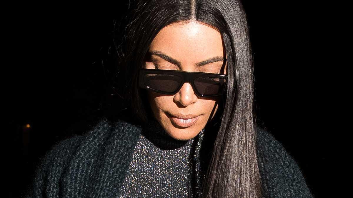 Kim Kardashian - jest chora