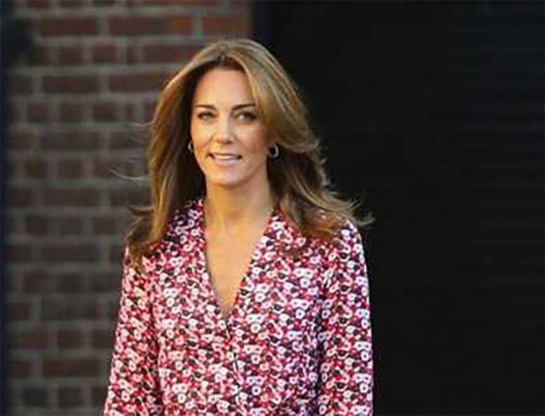 Księżna Kate - nowa fryzura