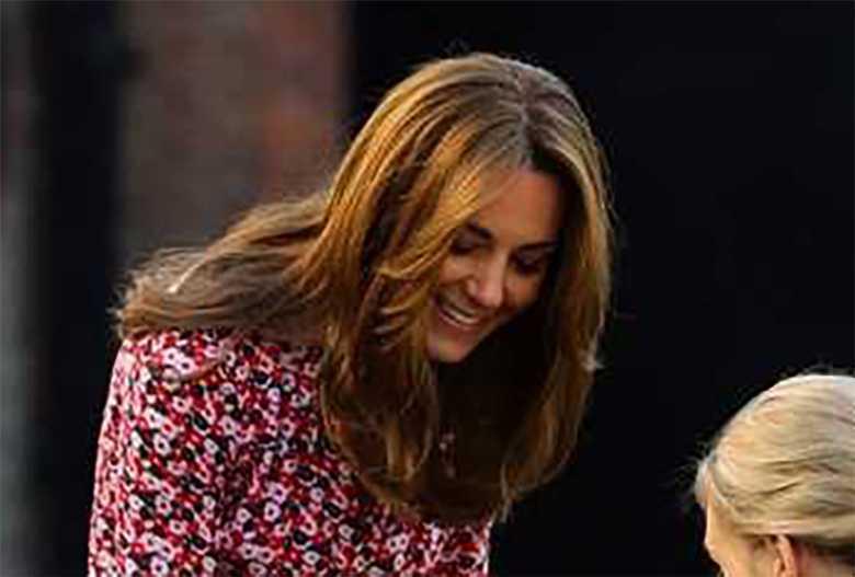 Księżna Kate rozjaśniła i skróciła włosy
