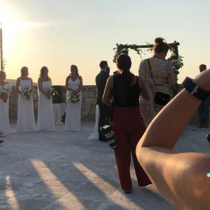 Mans Zelmerlow ślub