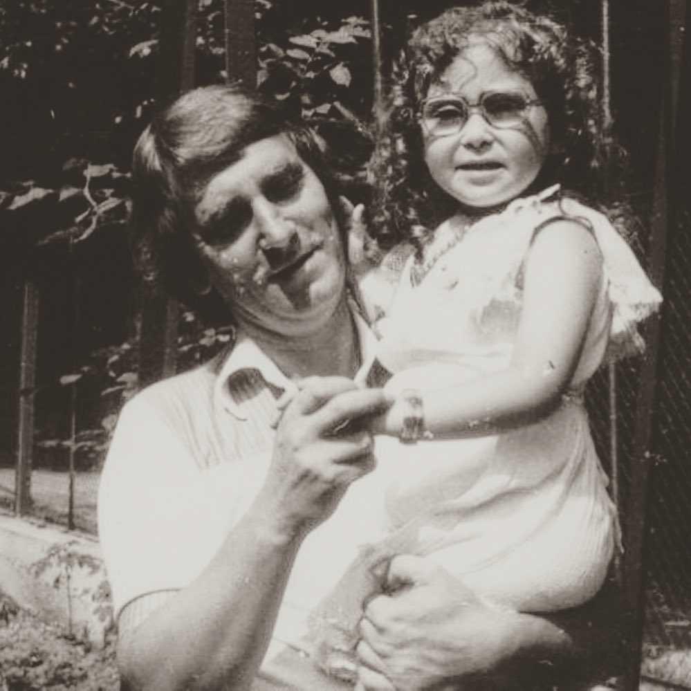 Natalia Kukulska pokazała zdjęcie z ojcem