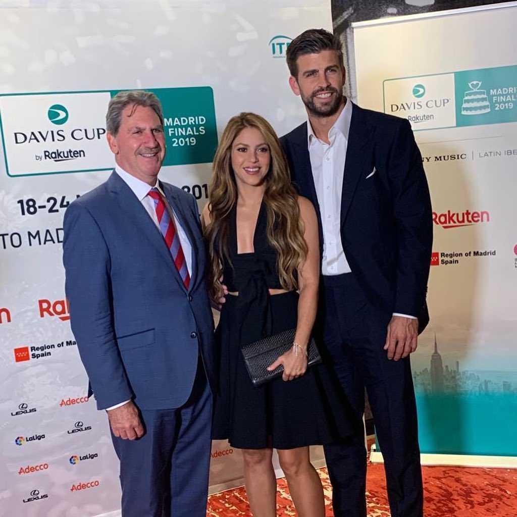Shakira iGerard Piqué w Nowym Jorku