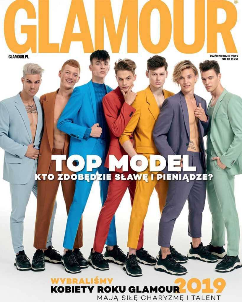 Top Model - chłopaki