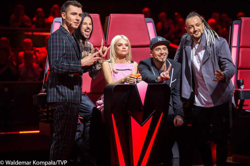 Margaret w The Voice of Poland