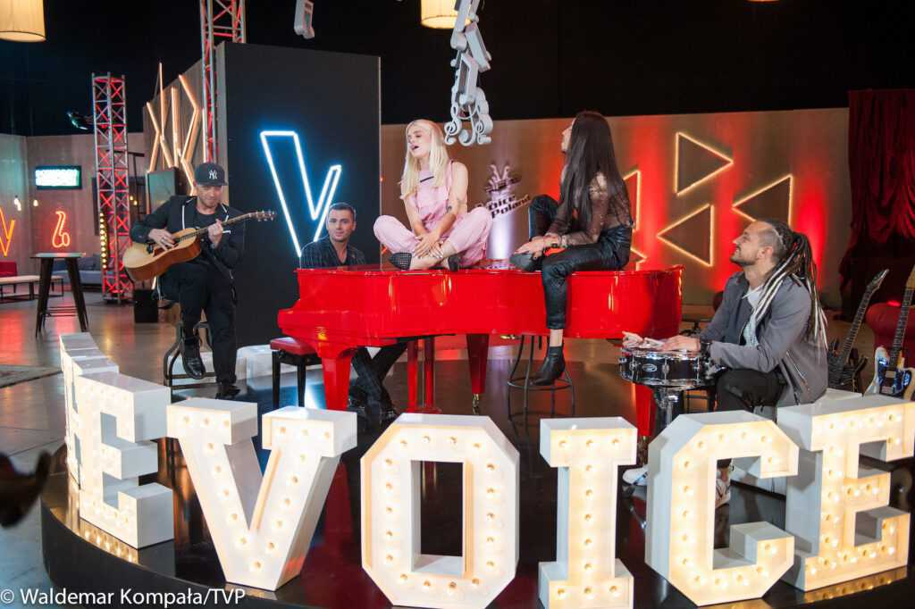 The Voice of Poland 10 – jury programu