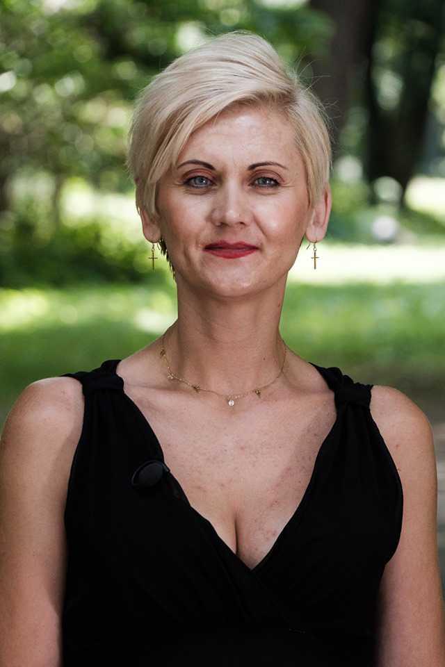 Wioletta pomyliła uczestników w programie Rolnik szuka żony