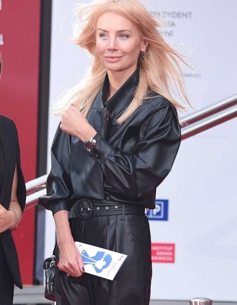 Agnieszka Woźniak-Starak – festiwal w Gdyni 2019