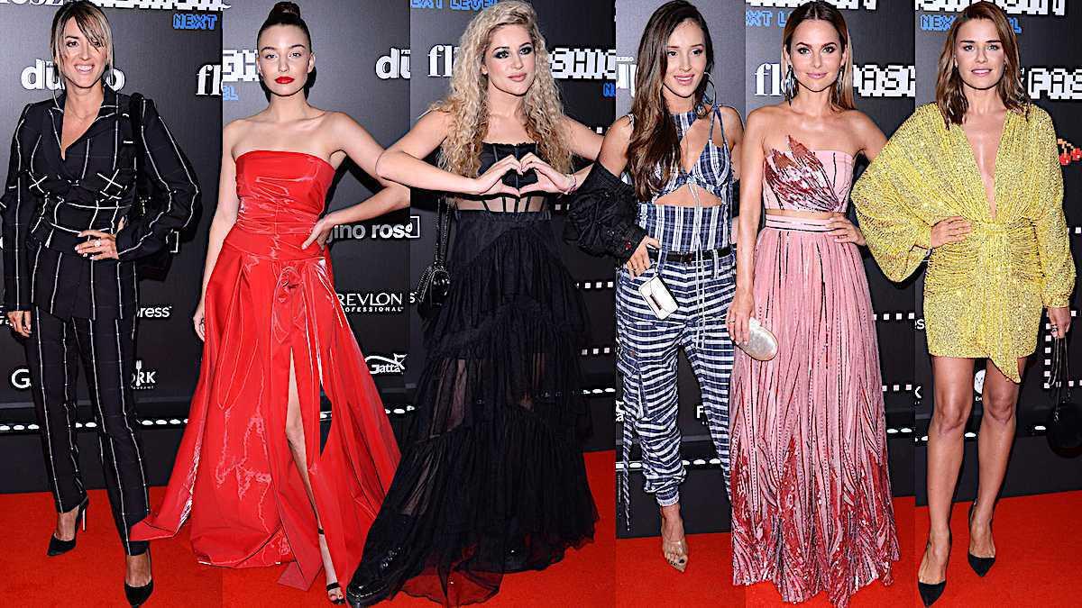Flesz Fashion Night 2019 kreacje gwiazd