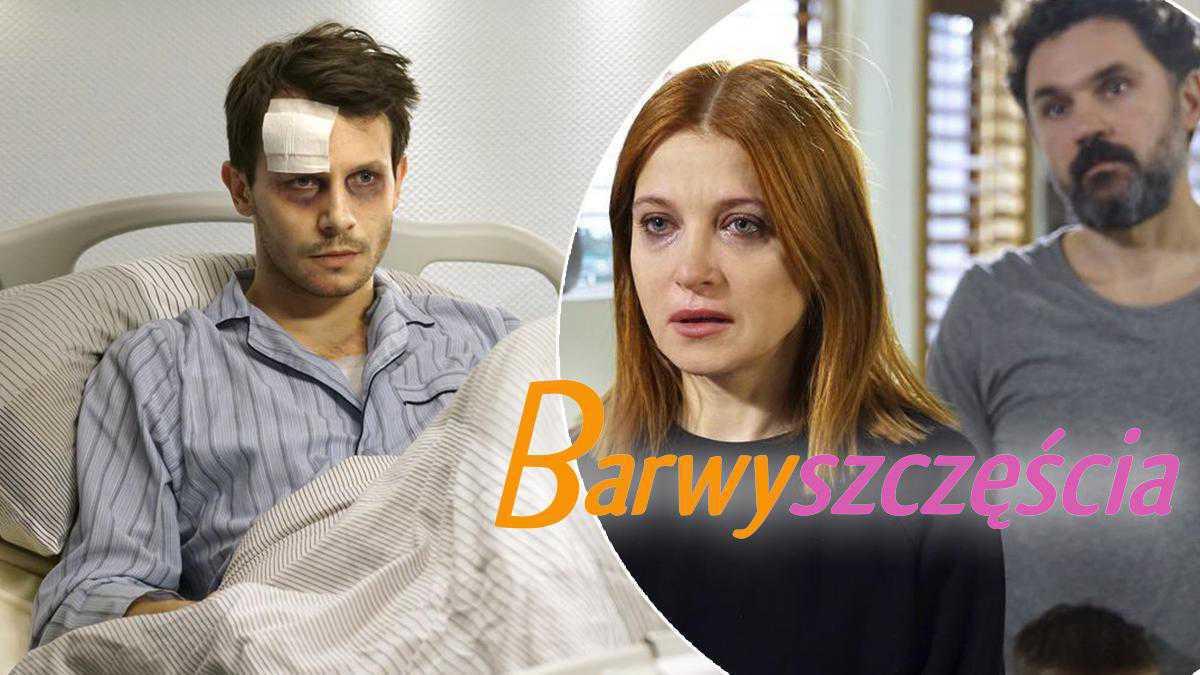 """Franek z """"Barw szczęścia"""" ma powody do zmartwień. Piotr Walawski zniszczy mu życie!"""