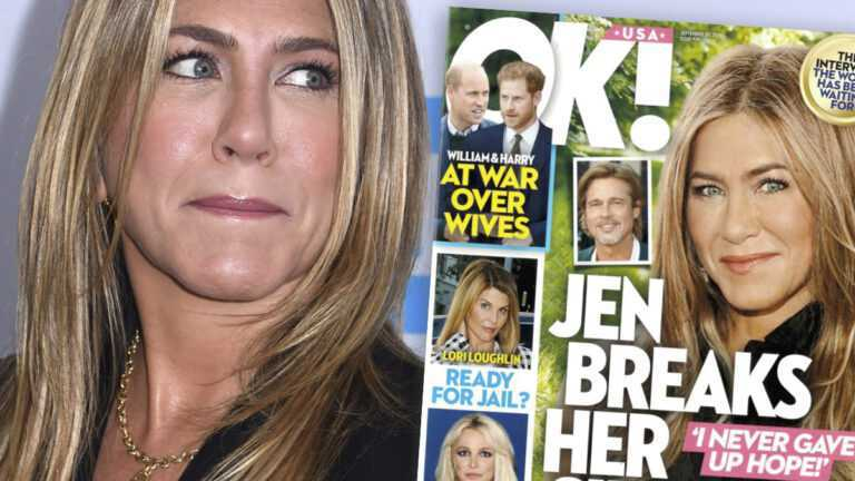 Jennifer Aniston wywiad