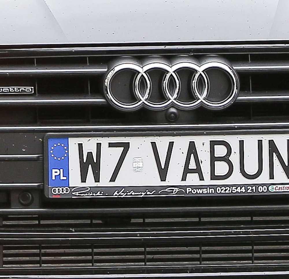 Radosław Majdan i Małgorzata Rozenek mają rejestrację VABUN