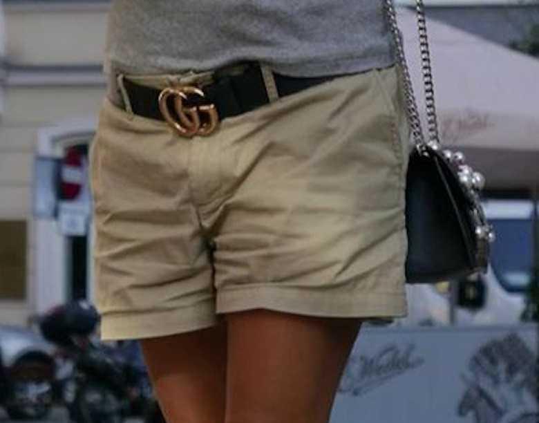 Karolina Szostka nosi za duże spodnie