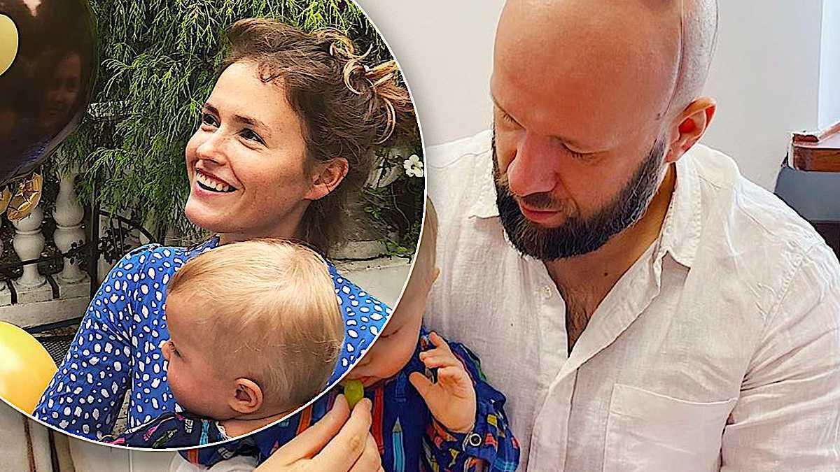 Olga Frycz córka urodziny