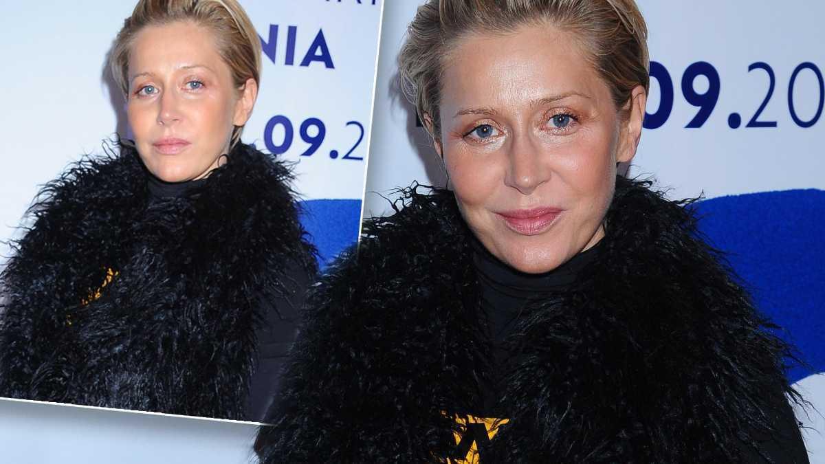 Katarzyna Warnke po porodzie