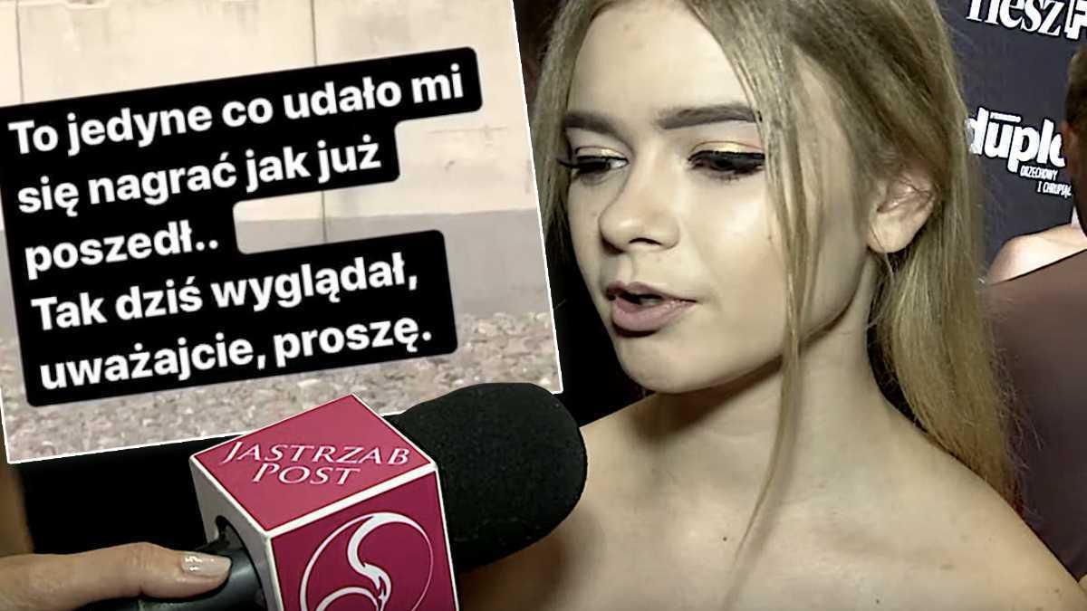 Julia Wróblewska zboczeniec