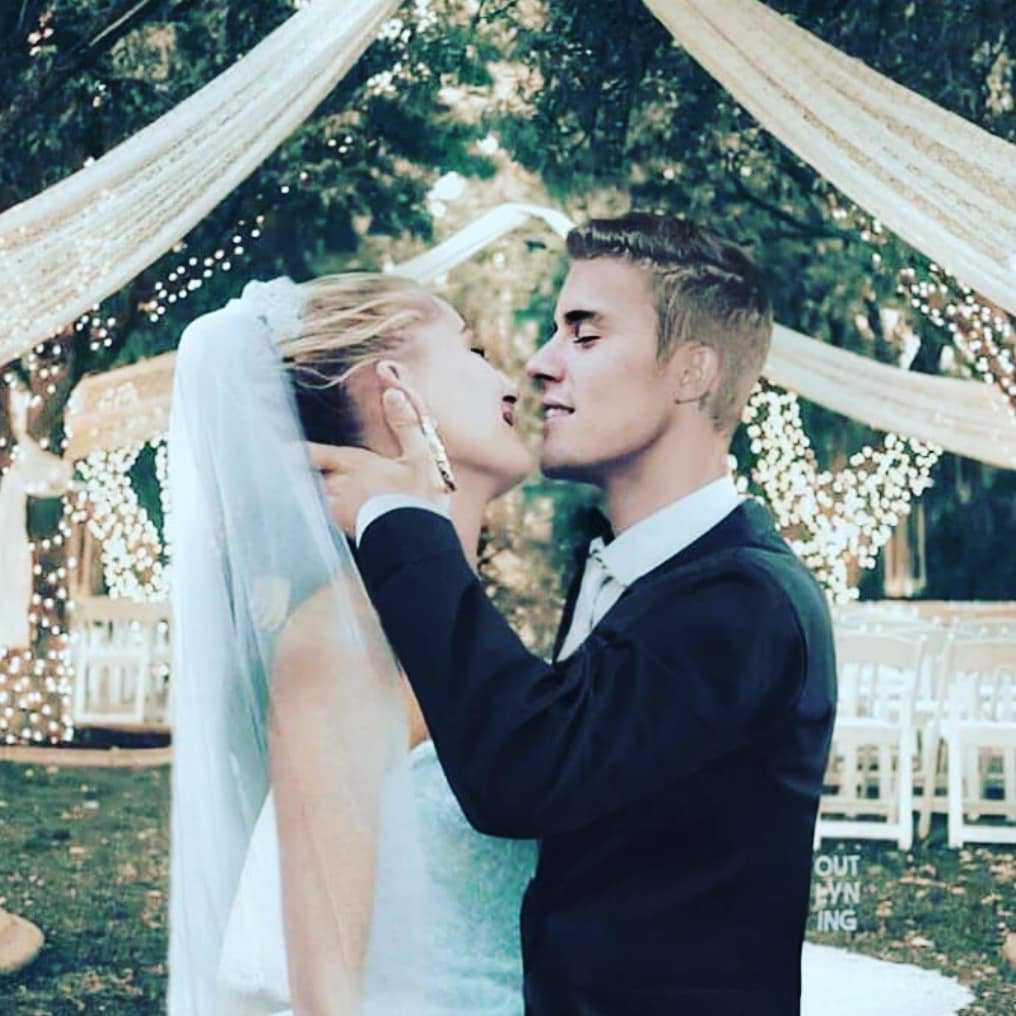 Justin Bieber i Hailey Bieber wzięli ślub kościelny