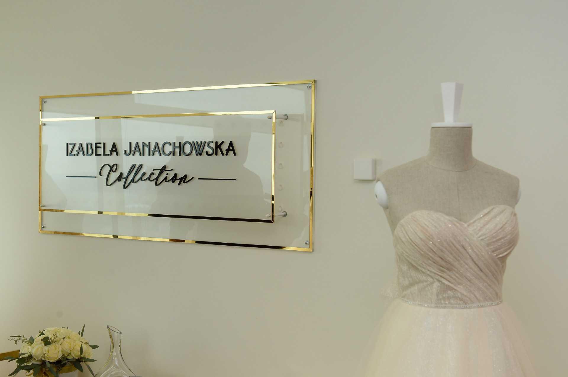 Izabela Janachowska - kolekcja ślubna
