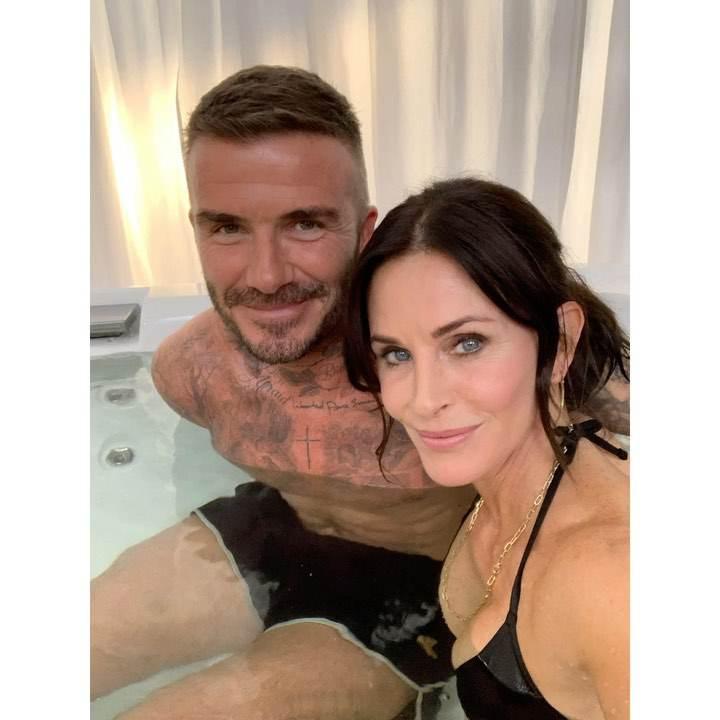 David Beckham został aktorem