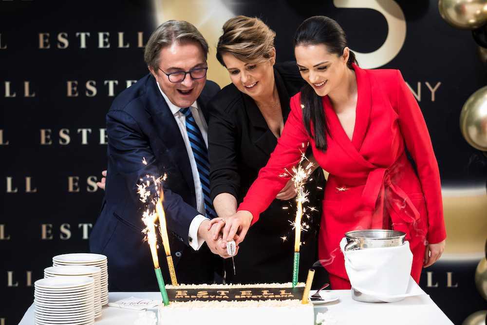 Klinika ESTELL świętowała 5 urodziny
