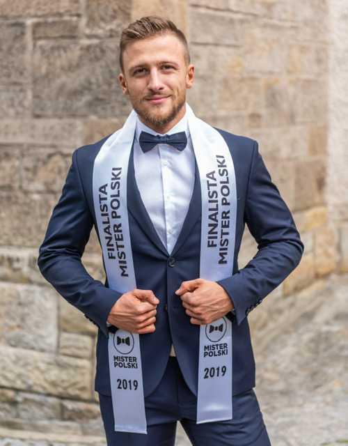 Sebastian Rączka, 25 lat. Kraków