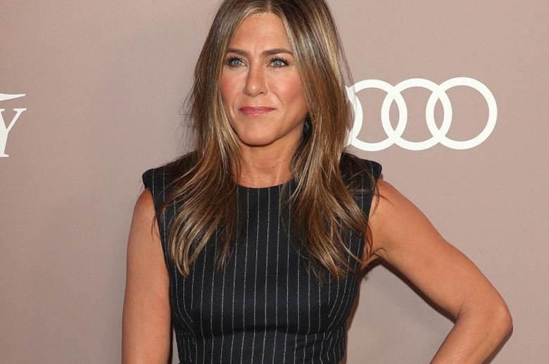 Jennifer Aniston - makijaż
